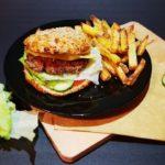 Gesunde Protein Burger