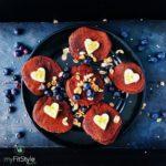 Vegane Pfannkuchen ohne Ei